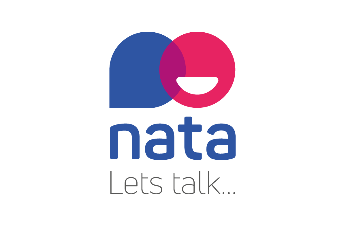 NATA Resourcing Let's talk logo